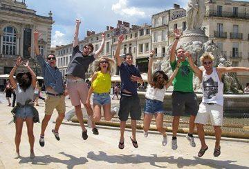 Happy ILA's students