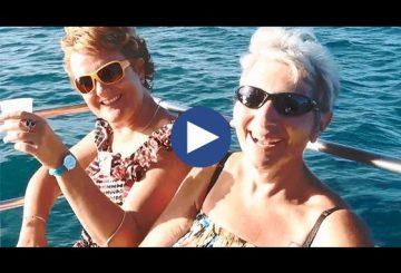 Catamaran cruise party 1