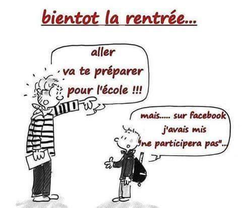 """La rentrée"" in France"