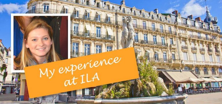 My language immersion at ILA Montpellier, by Daniela (Mexico)
