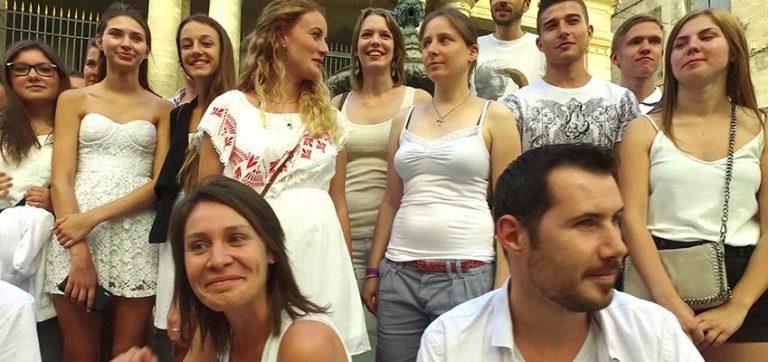 The fantastic ILA White Dress Party!