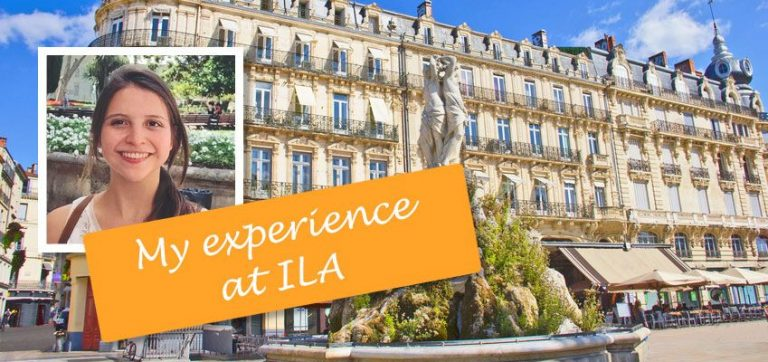 My French immersion stay at ILA Montpellier, by Carolina (Colombia)