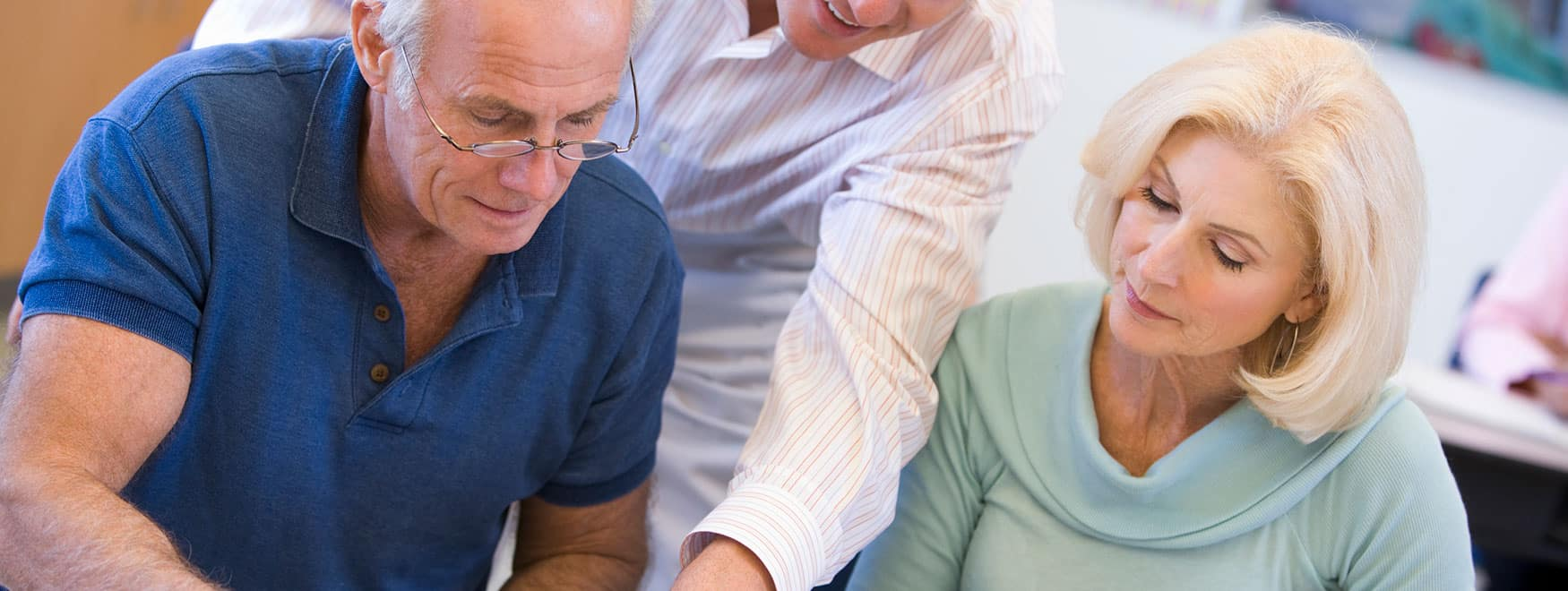 French Course 50+ for Seniors in Montpellier
